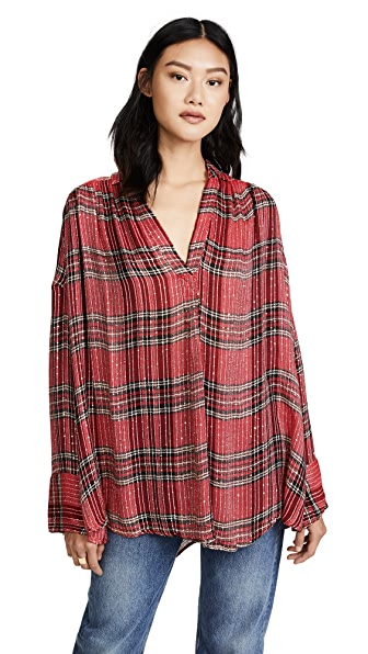 Free People Fearless Love Pullover