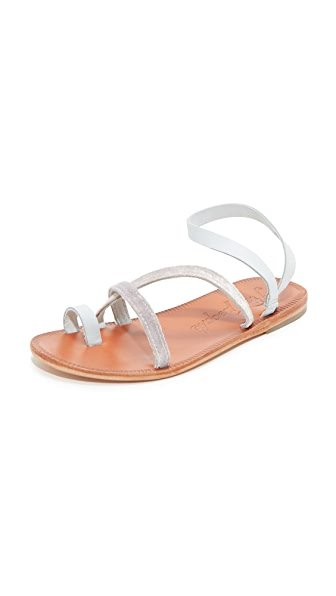 Free People Isle of Capri Sandals - White