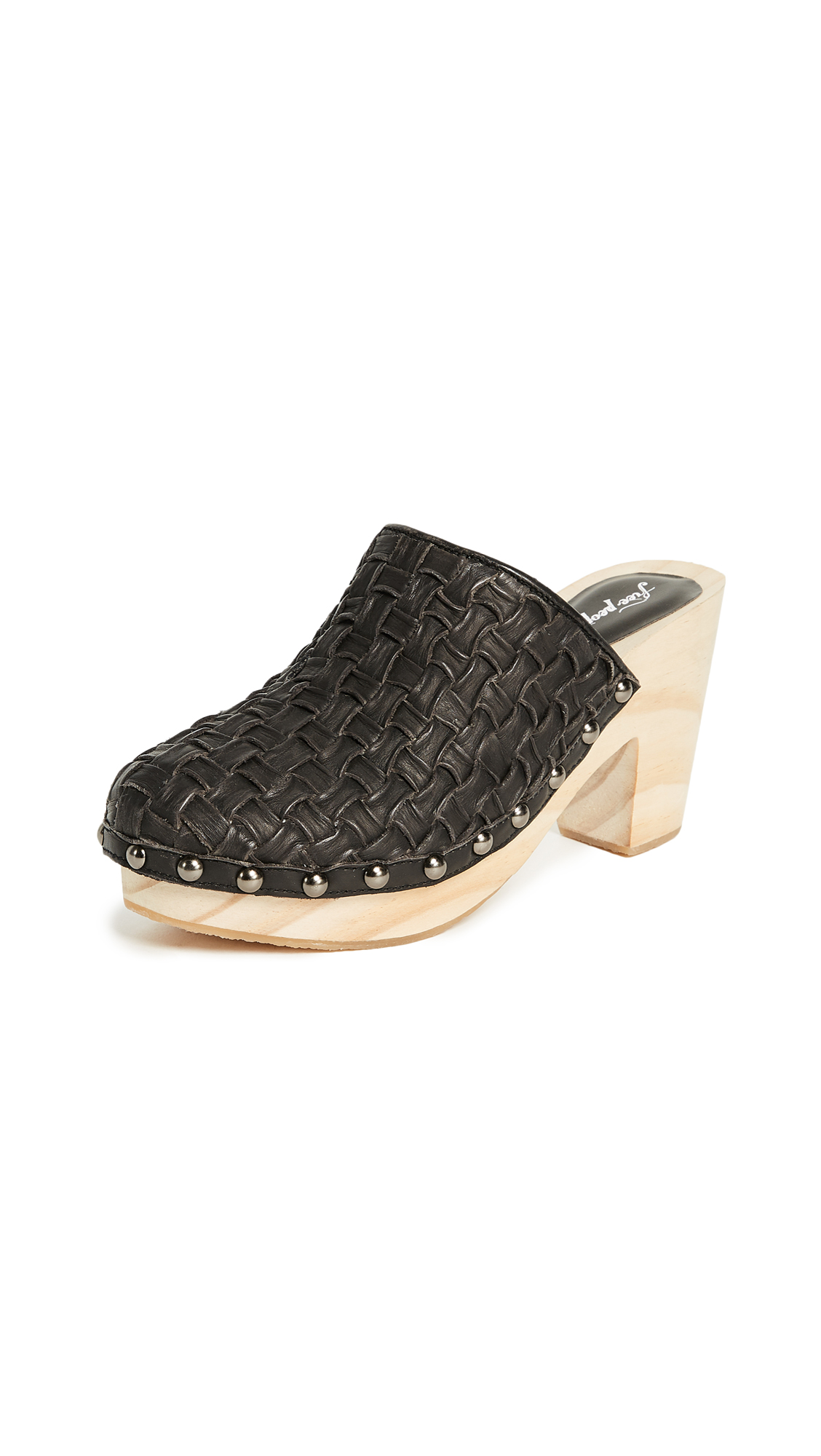 Free People Adelaide Clogs - Black