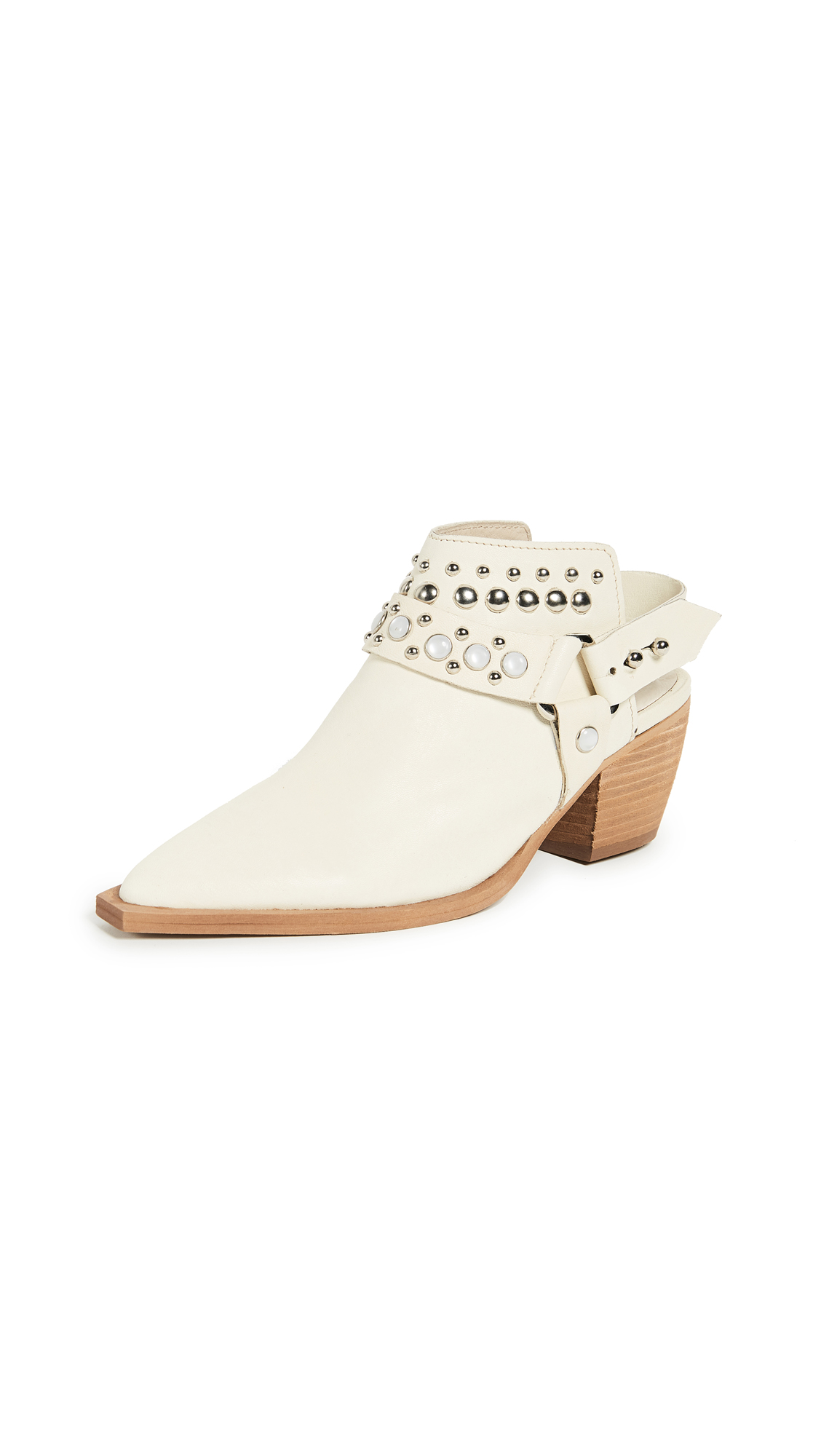Free People Free Reigh Shoot Boots - Ivory