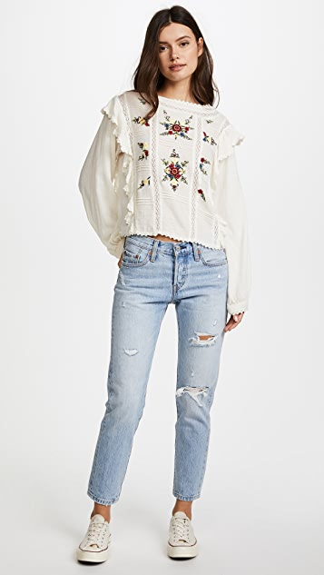 Free People The Amy Top