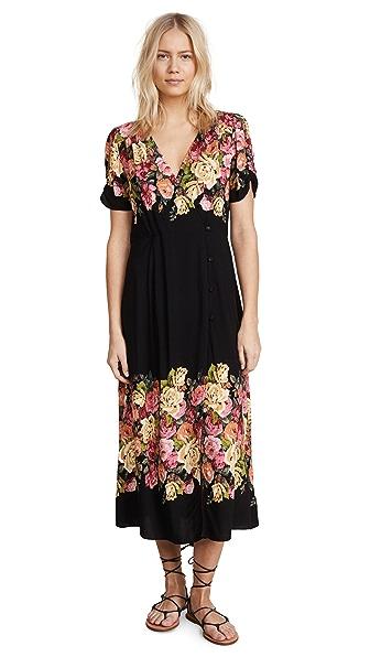 Free People Jaimie Midi Dress at Shopbop