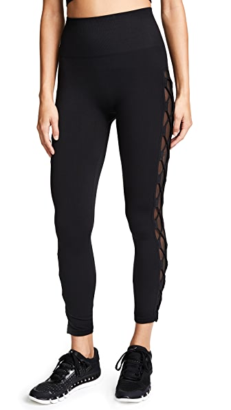 Free People Movement Raider Leggings In Black