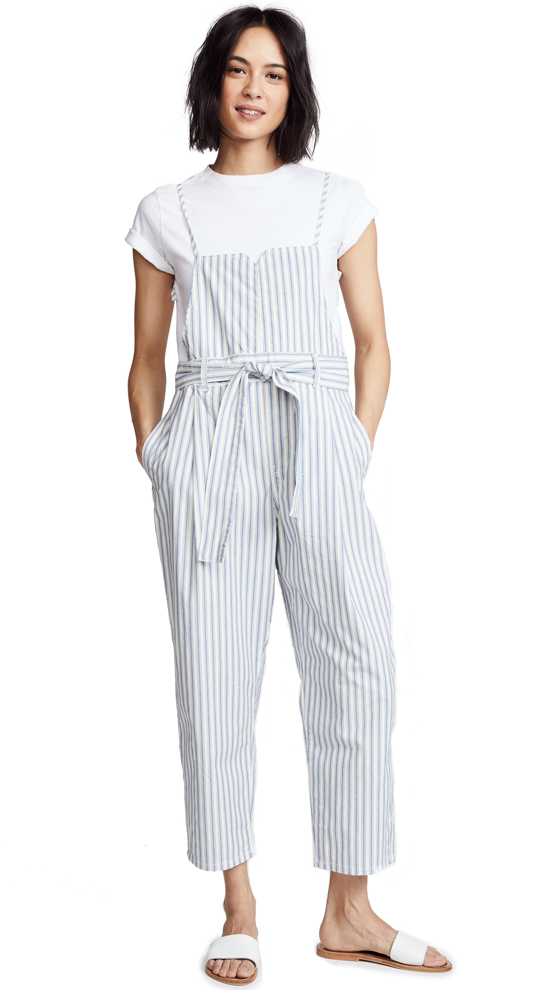 Free People Isabelle Pegged Jumpsuit