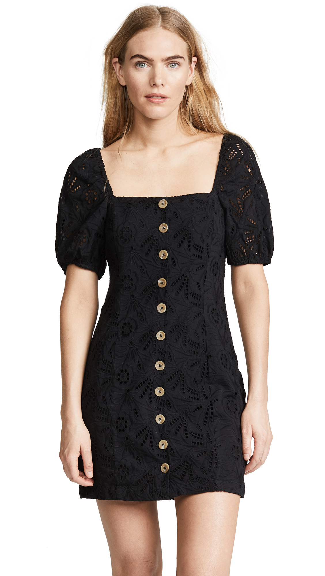 Free People Danielle Mini Dress