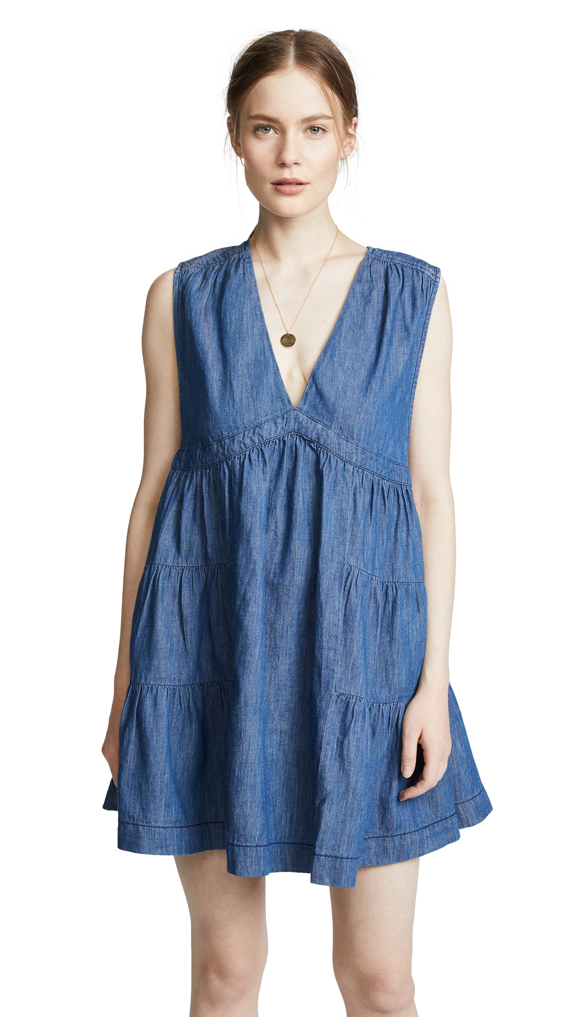 Free People Esme Mini Dress