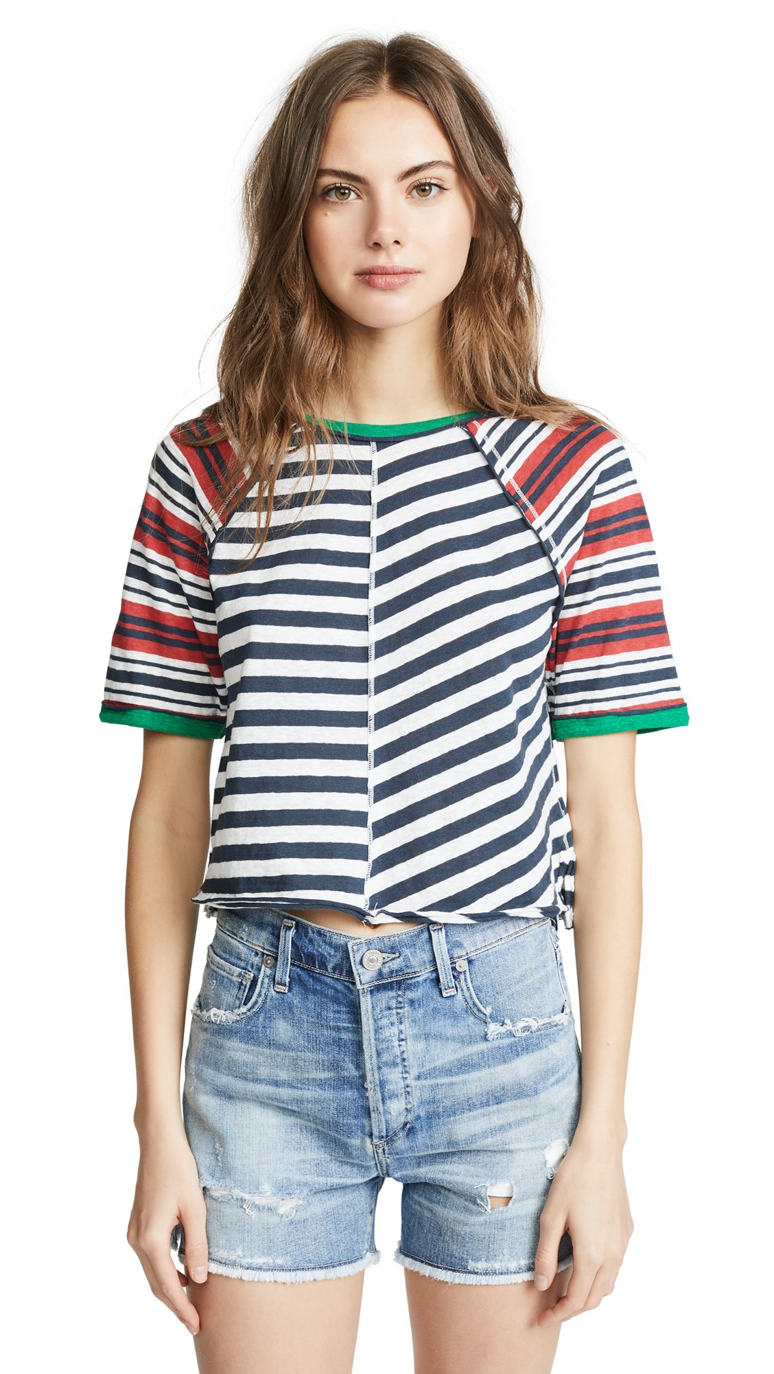 Free People Prepster Tee