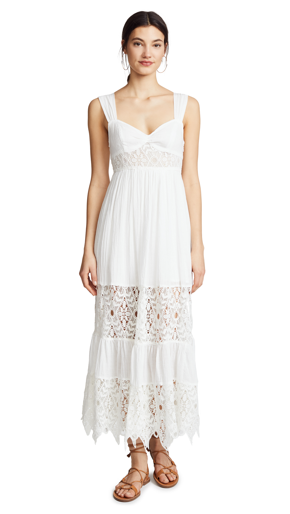 Free People Caught Your Eye Maxi Dress online dresses sales