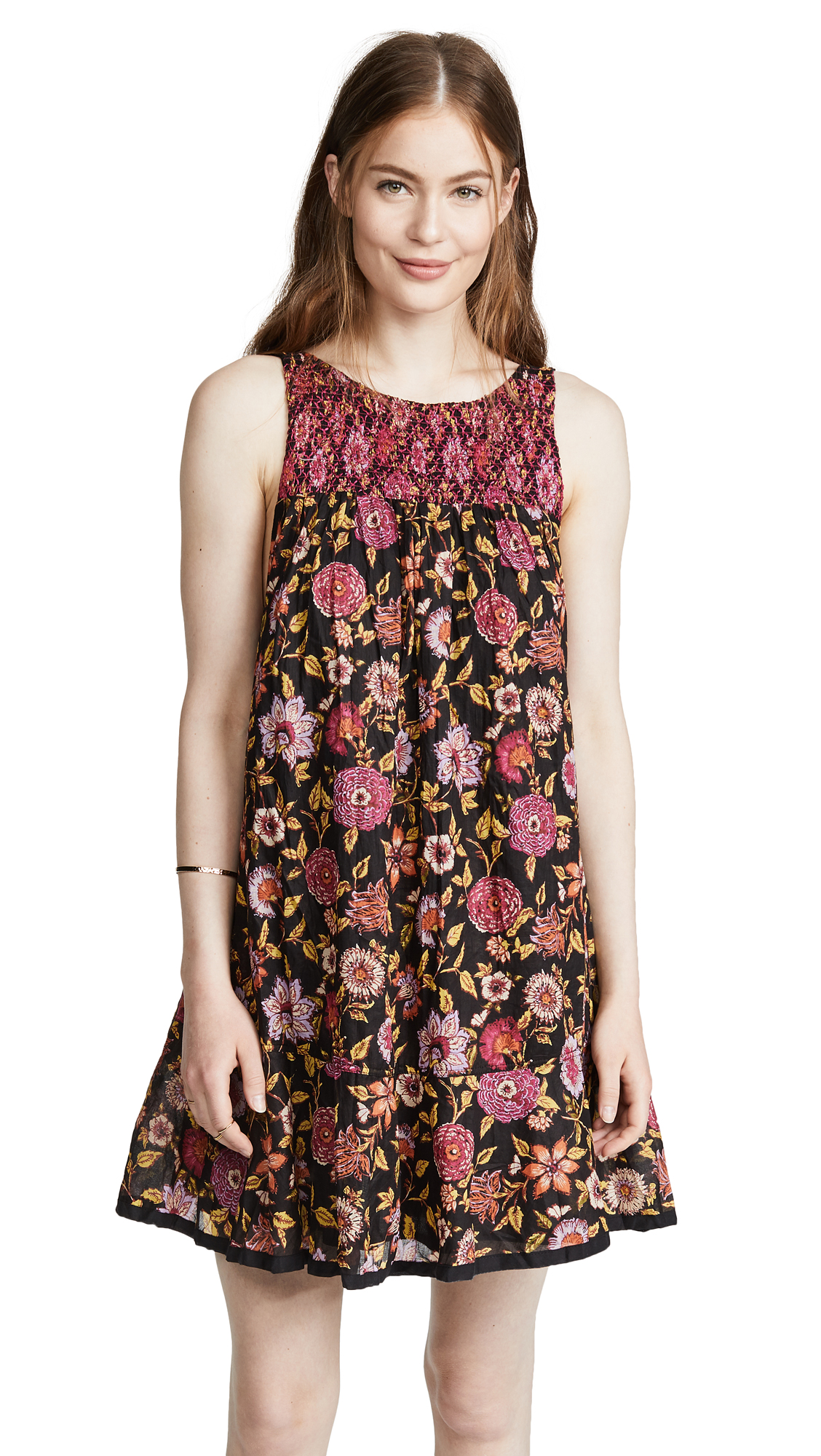 Free People Oh Baby Mini Dress