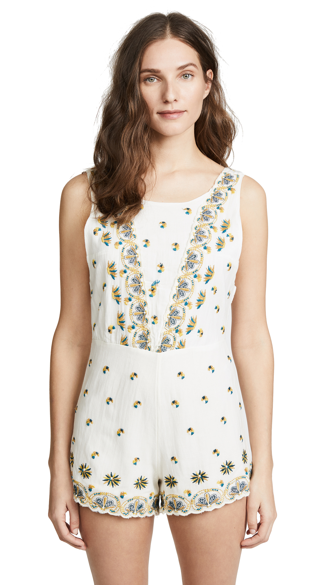 Free People Margarita Romper
