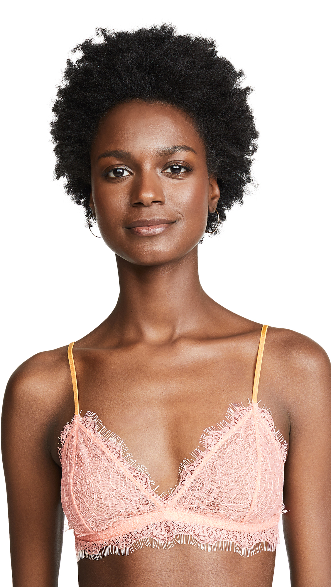 Free People Bedroom Eyes Bralette