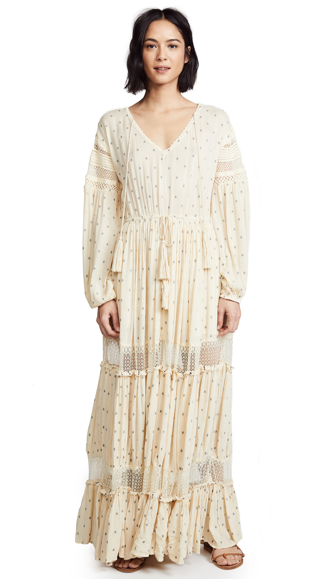 Free People Sada Maxi Dress