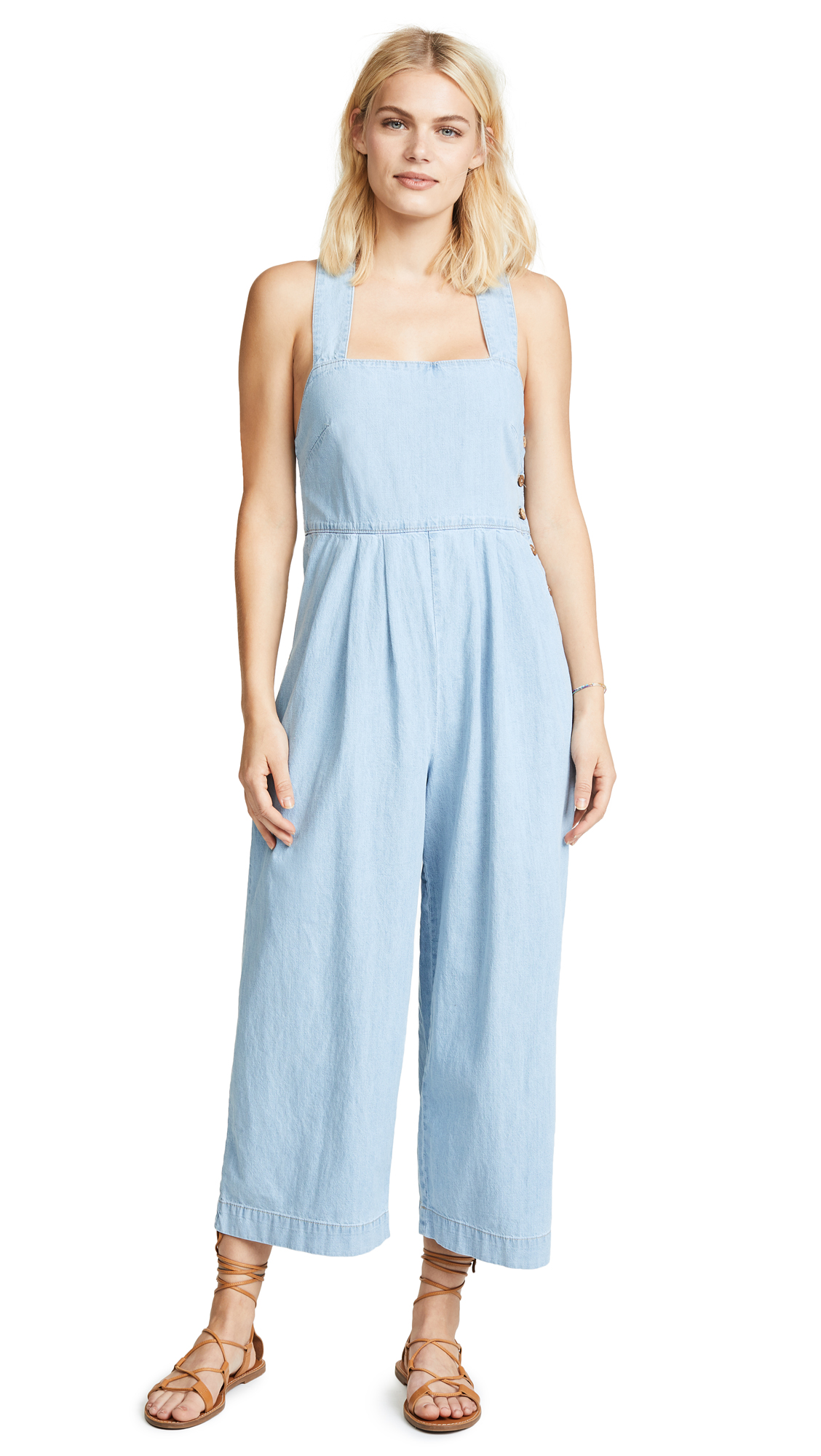 Free People Fara Jumpsuit