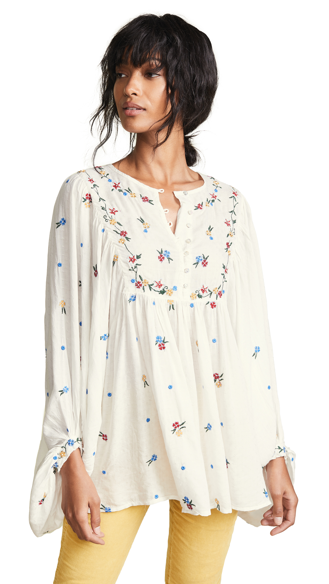 KISS FROM A ROSE BLOUSE