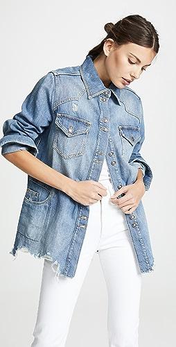 47520241f09 Moonchild Shirt Jacket
