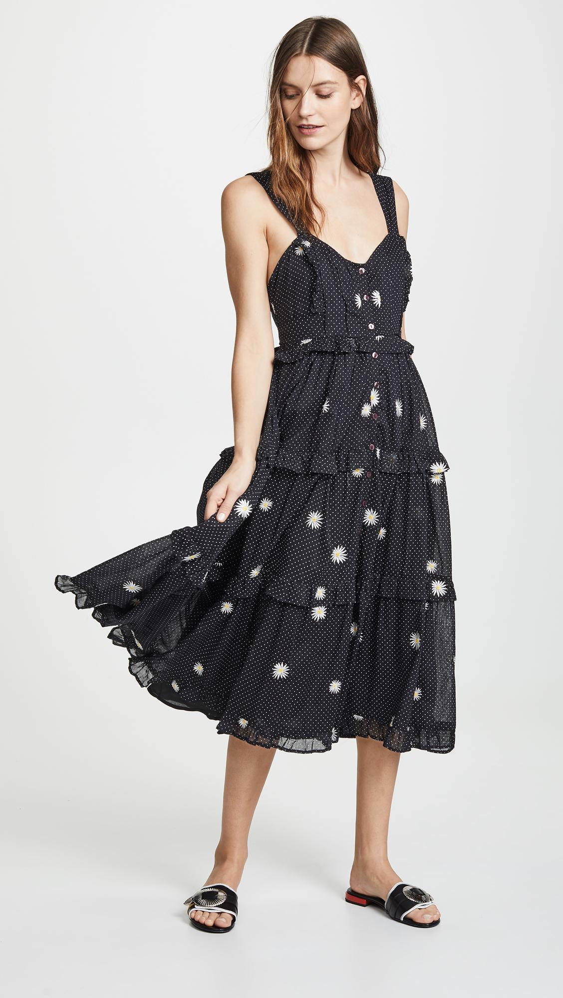 a0c63376fd3 Free People Daisy Chain Midi Dress | SHOPBOP