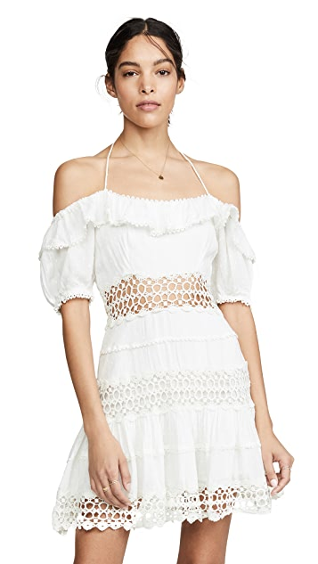 Free People Cruel Intentions Mini Dress