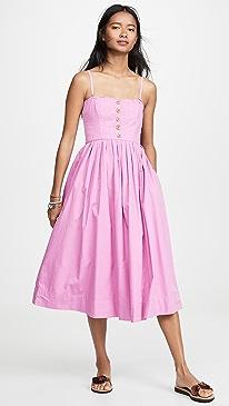 1430cd5e20f8 Free People. Lilah Pleated Tube Dress
