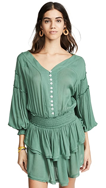 Photo of  Free People The Romy Mini Dress - shop Free People dresses online sales