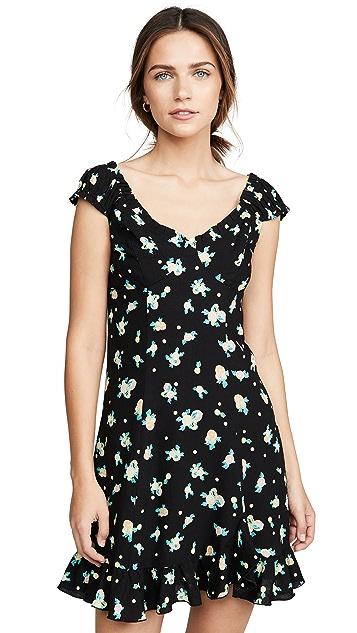 Photo of  Free People Like A Lady Printed Mini Dress - shop Free People dresses online sales
