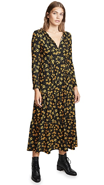 Free People Tiers Of Joy Midi Dress