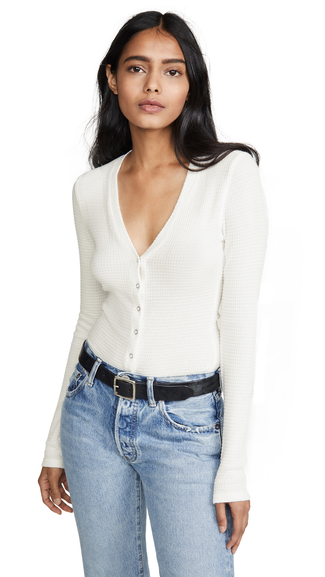 Free People Keep Your Cool Bodysuit - 30% Off Sale