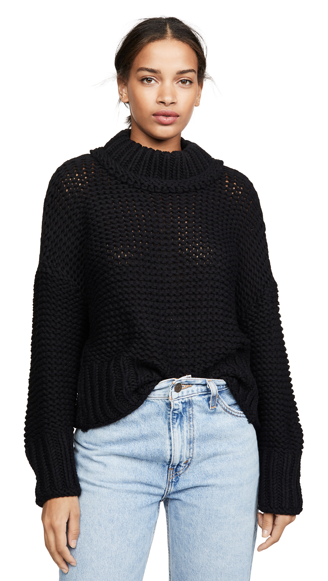 Buy Free People online - photo of Free People My Only Sunshine Sweater