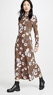Free People Миди-платье Romance в стиле ретро