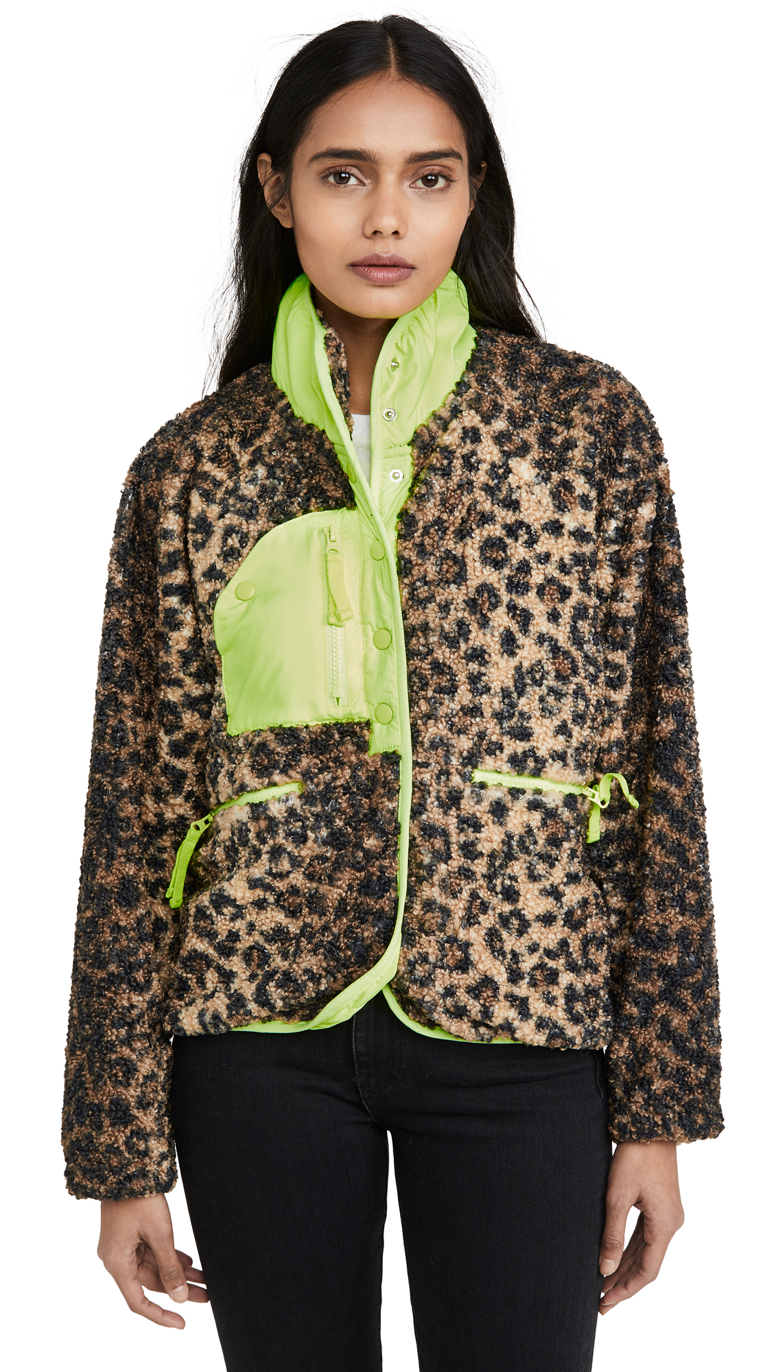 Buy Free People FP Movement Queen Of The Jungle Jacket online beautiful Free People Jackets, Coats, Down Jackets