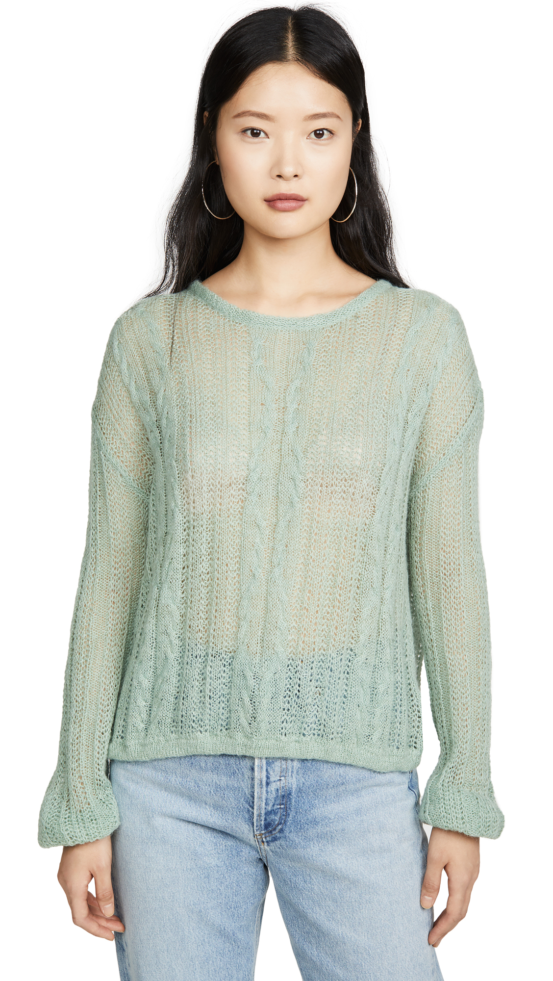 Buy Free People online - photo of Free People Angel Soft Sweater