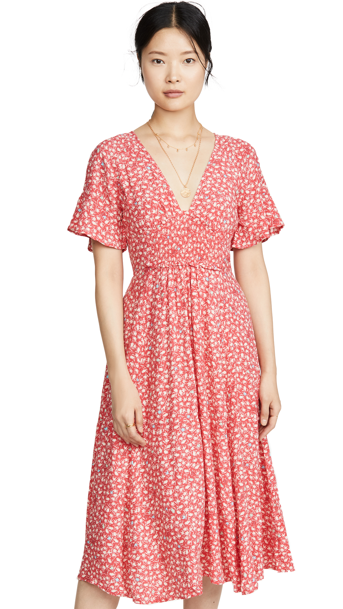 Buy Free People In Full Bloom Dress online beautiful Free People Clothing, Dresses