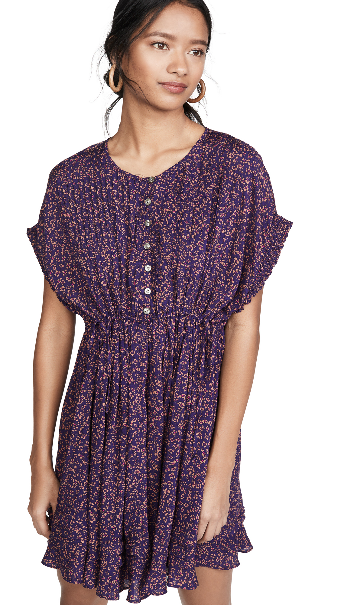 Buy Free People One Fine Day Mini Dress online beautiful Free People Clothing, Dresses