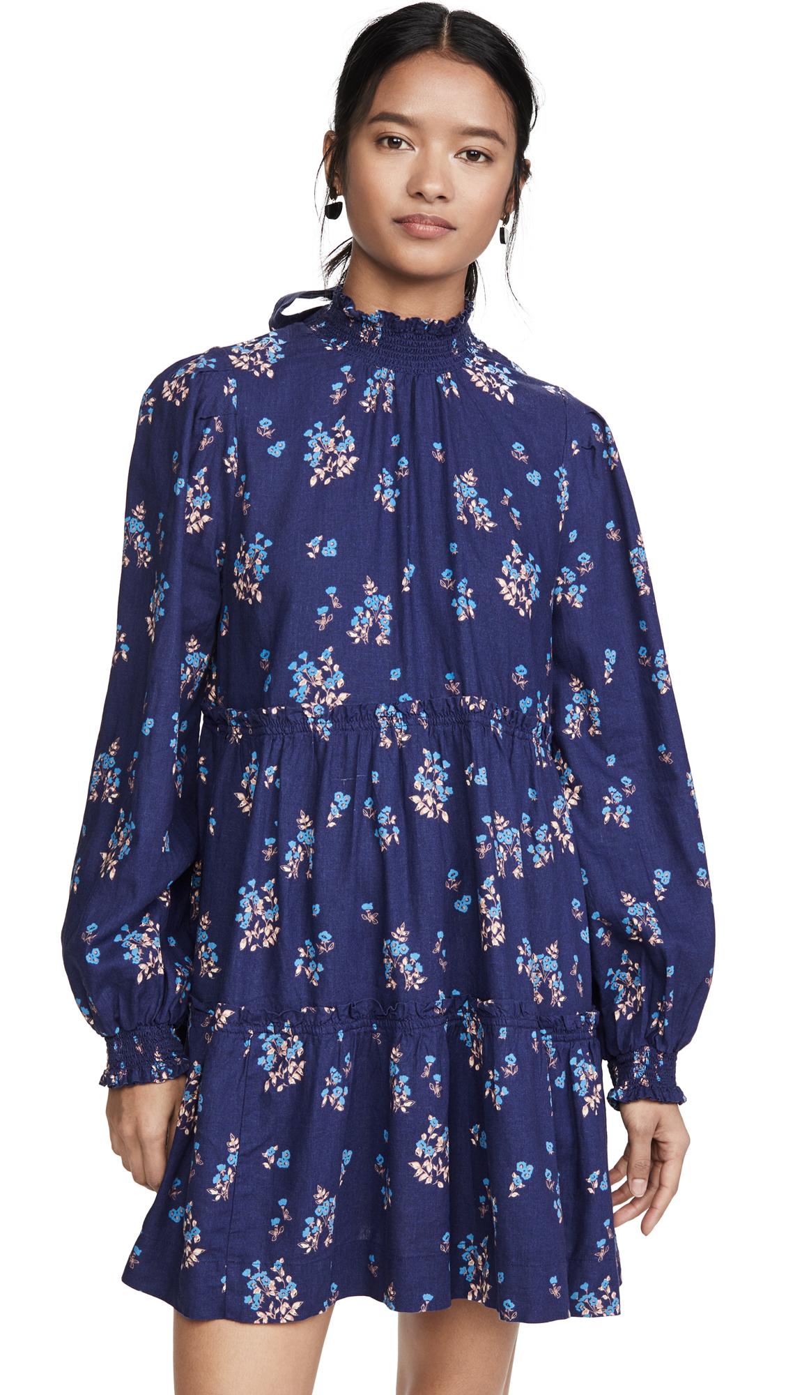 Free People Petit Fours Mini Dress – 30% Off Sale