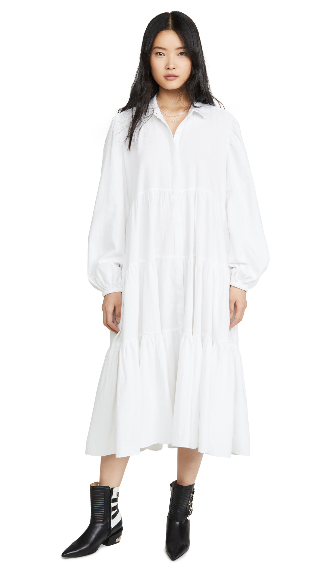Buy Free People Light Heart Shirt Dress online beautiful Free People Clothing, Dresses