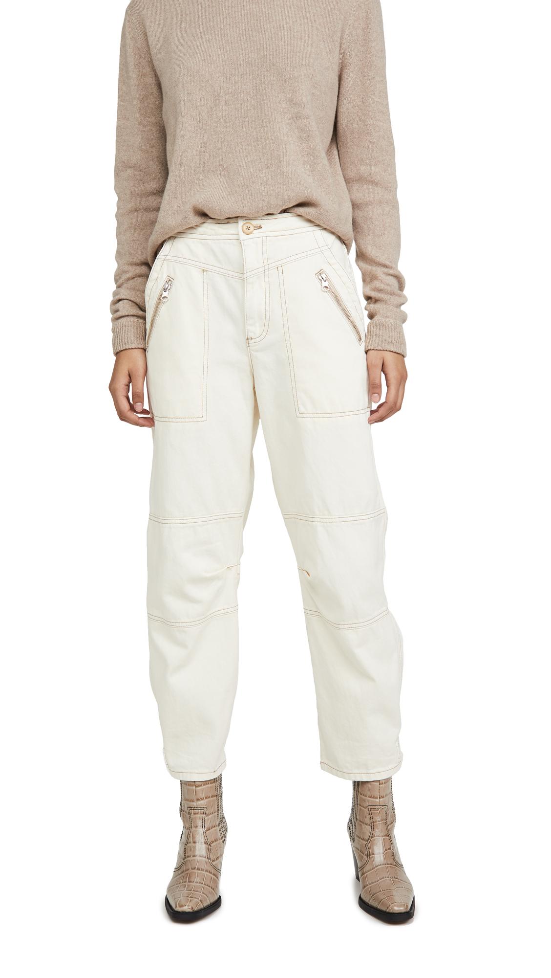 Buy Free People online - photo of Free People Misty Road Pants
