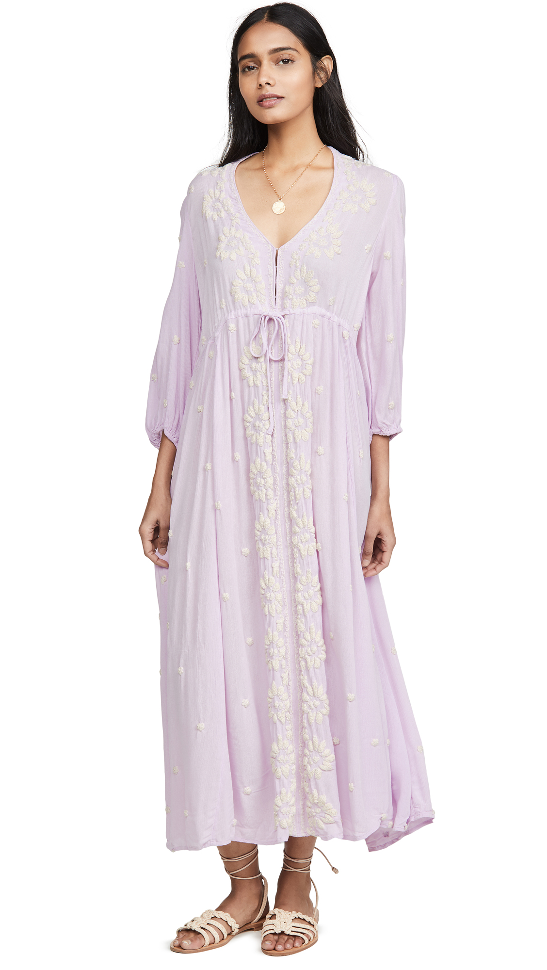 Buy Free People Embroidered V Maxi Dress online beautiful Free People Clothing, Dresses