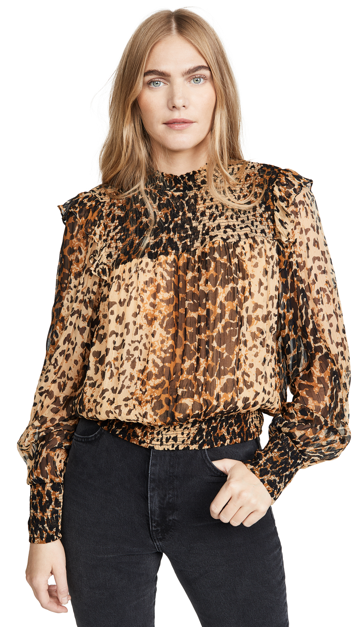 Free People Roma Blouse – 70% Off Sale