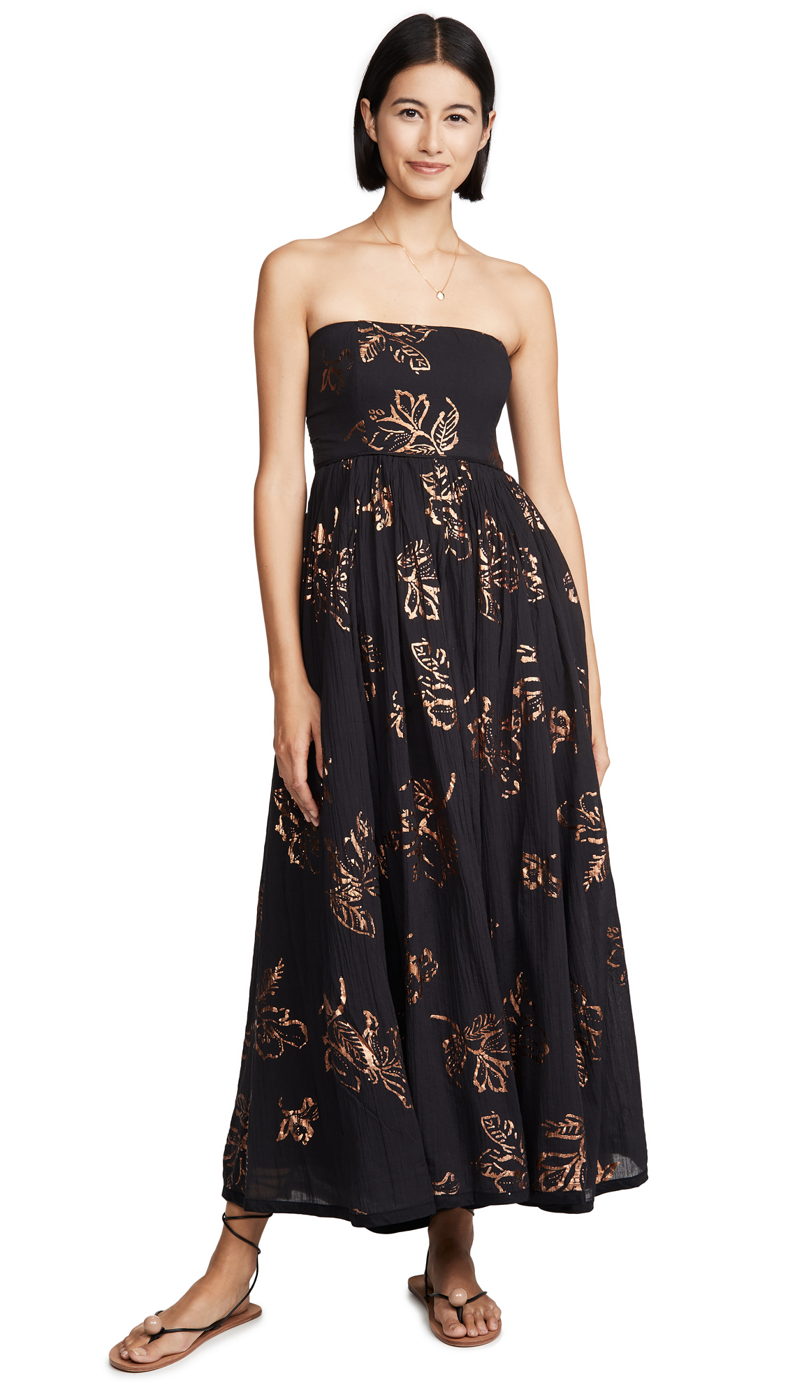 Buy Free People Baja Babe Midi Dress online beautiful Free People Clothing, Dresses