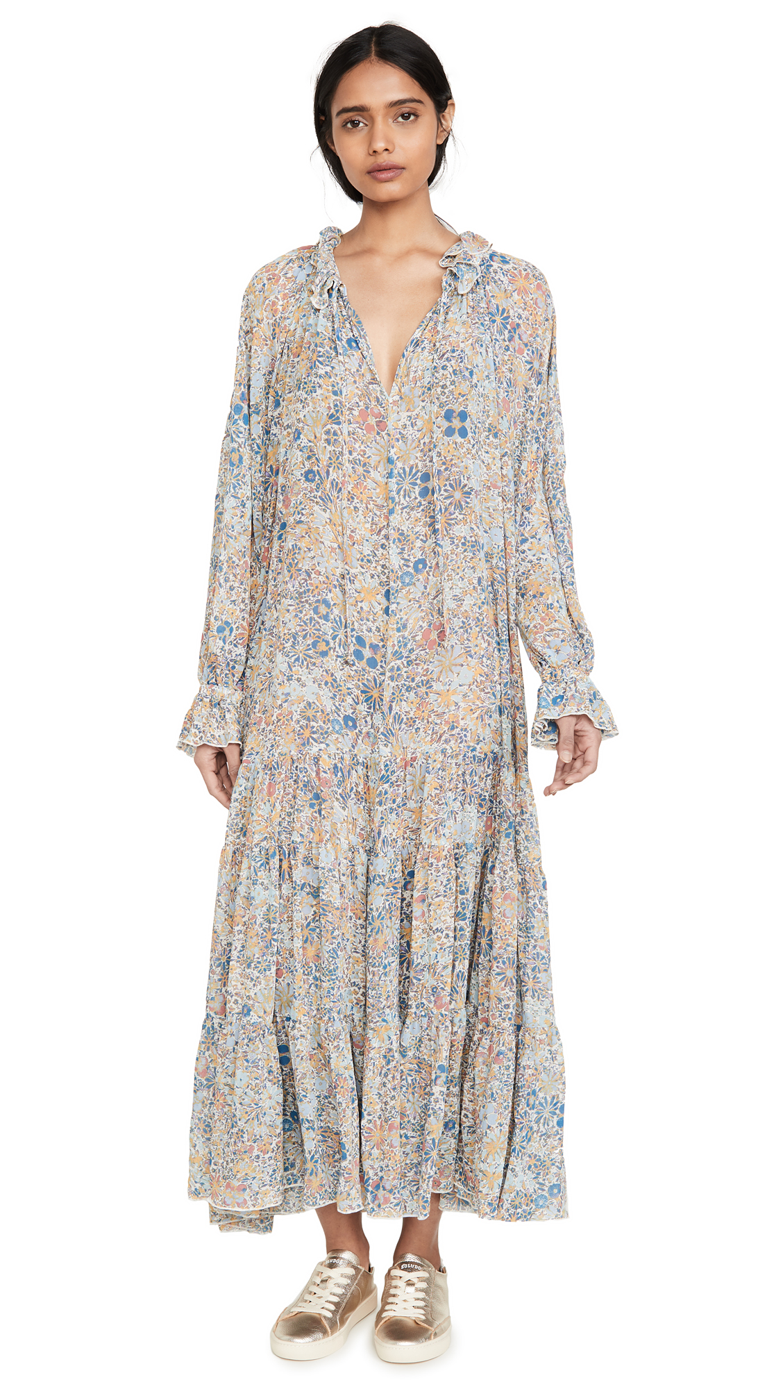 Buy Free People Feeling Groovy Maxi Dress online beautiful Free People Clothing, Dresses