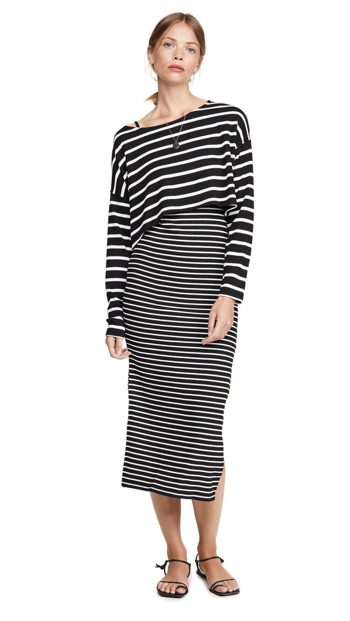 Buy Free People Zinnia Striped Set online beautiful Free People Clothing, Dresses