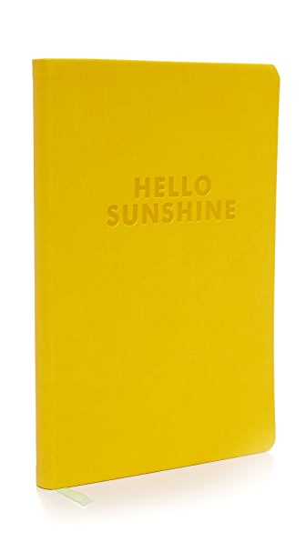 Fringe Hello Sunshine Journal