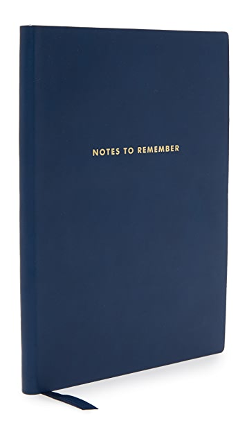 Fringe Notes To Remember Notebook