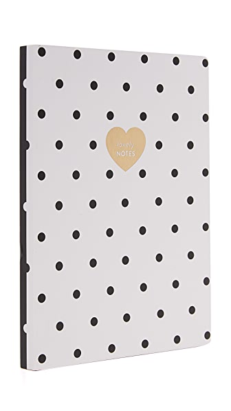 Fringe Lovely Notes Notebook