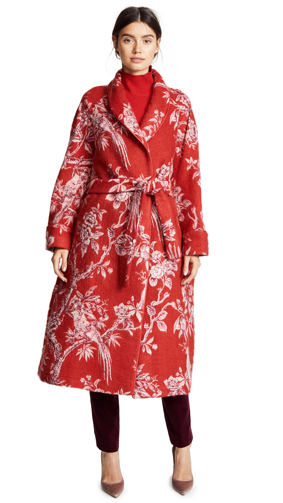 F.R.S For Restless Sleepers Tie Waist Robe