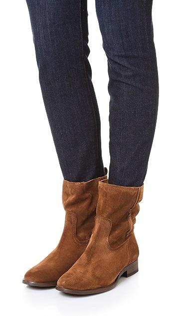 Frye Cara Short Boots