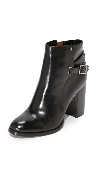 Frye Claude Jodhpur Booties - Black