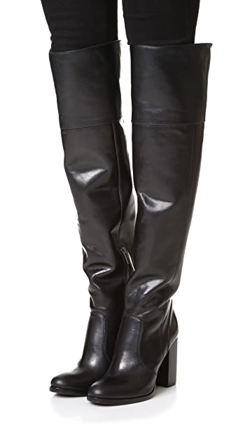 Frye Claude Over the Knee Boots