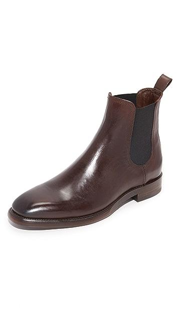 Frye Weston Chelsea Boots