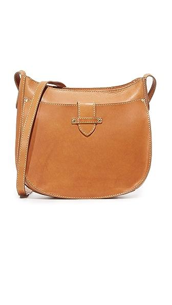 Frye Casey Large Saddle Bag