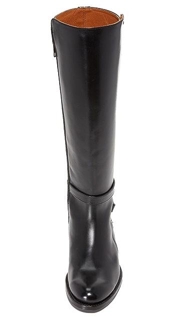 Frye Jordan Strappy Tall Boots